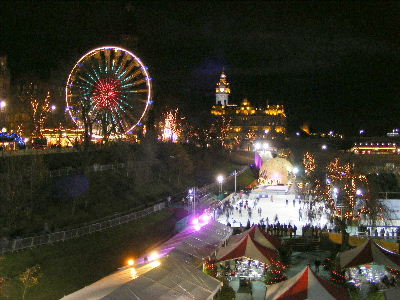 Edinburgh's Winter Festival