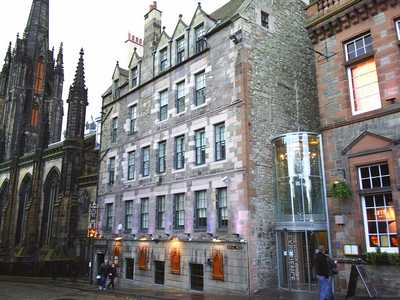 Witchery and Scotch Whisky Heritage Centre
