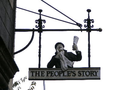 The People's Story Museum, Canongate Tolbooth, Edinburgh