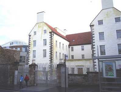 Queensberry House, the Canongate, Edinburgh