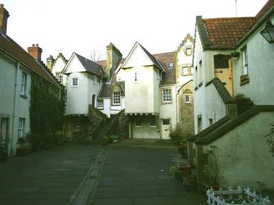 White Horse Close, off the Canongate, Edinburgh